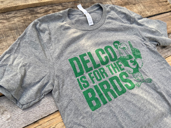 DELCO is for the Birds T