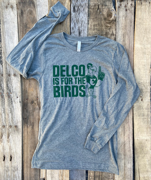 DELCO is for the Birds