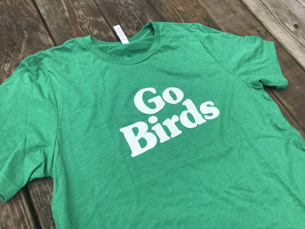 Go Birds Green