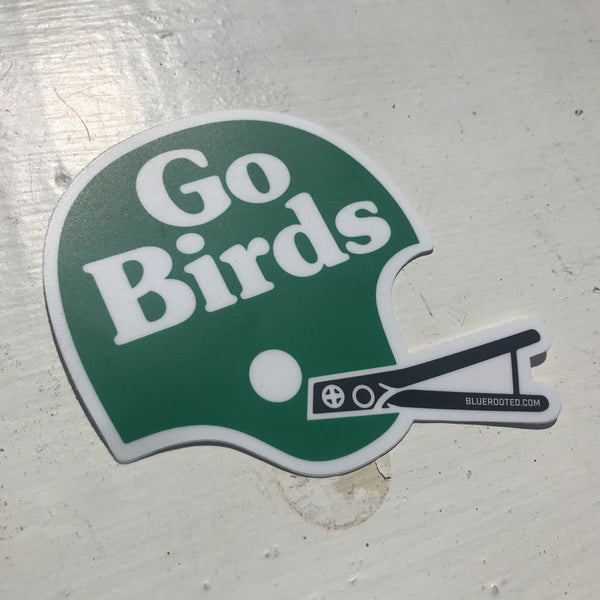 Go Birds Sticker