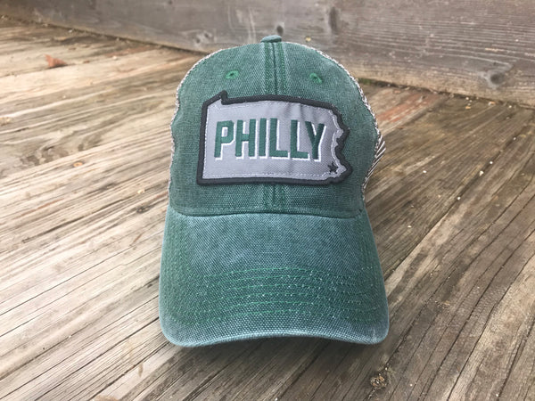 Hat Philly Philly Green