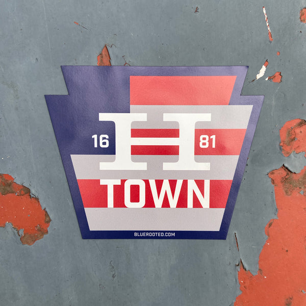 HTown Flag Magnet