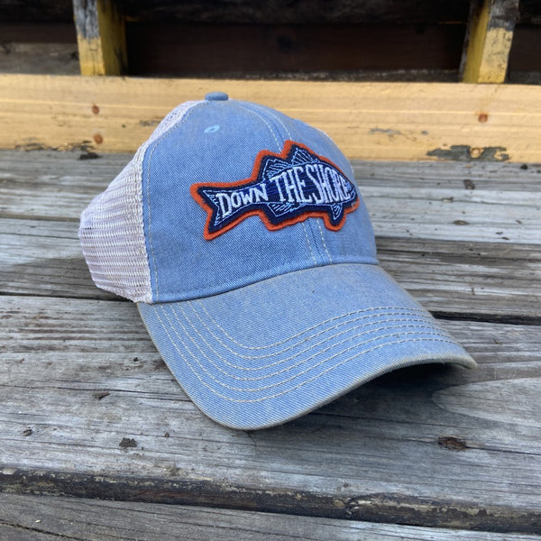 Down The Shore Hat Fish Tide
