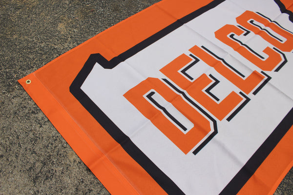 DELCO Tiger Flag