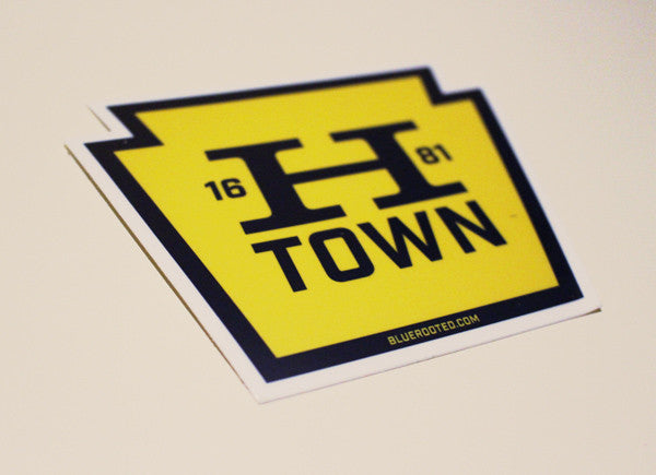HTOWN Sticker