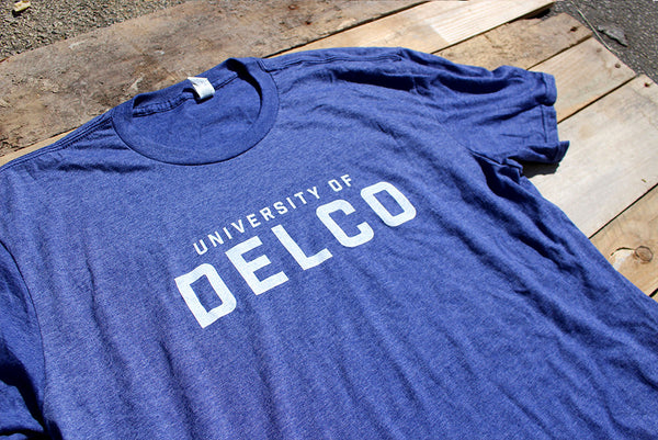 University of DELCO Blue