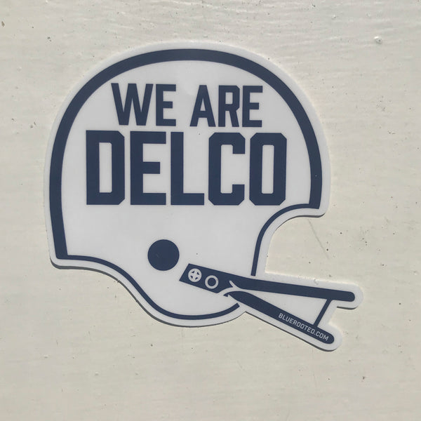 WE ARE DELCO Sticker