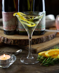 Cornish Vermouth Martini