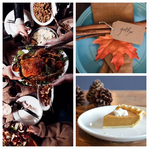 Thanksgiving Feast Night - Friday 29th November