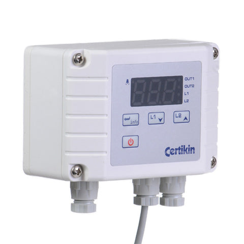 Certikin Digital Thermostat Heat Exchanger Accessories