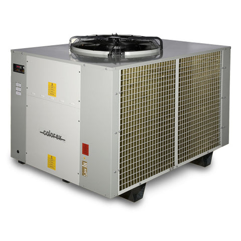 Calorex Pro-Pac Reverse Cycle Air to Water Heat Pump: Three Phase (Commercial)