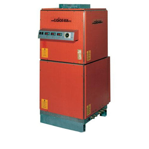 Calorex Variheat Top Air Outlet: Three Phase