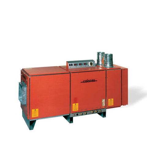 Calorex Variheat Mark 3 Supreme with Water and Air LPHW: Three Phase