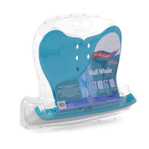 Swim Safe Wall Whale Brush