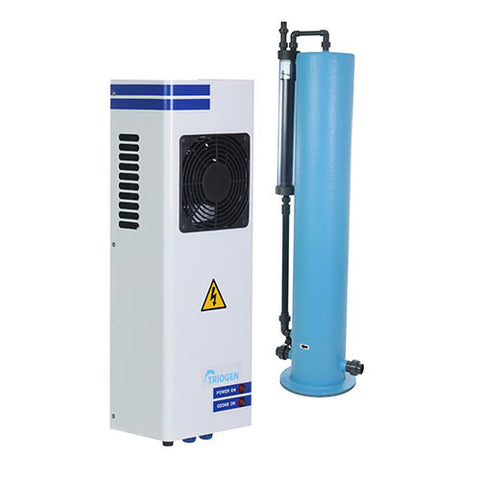 Triogen O3 S Ozone System with Degasser (Compact Corona)