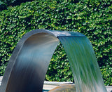 Astral Ornamental Water Feature: Arched Curtain