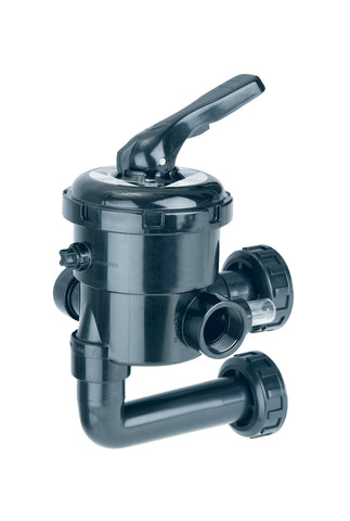 Astral Multiport Valves - Manual Multiports (New Generation)