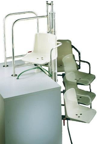 Astral Mobility Impaired Access - Hydraulic Chair Lift