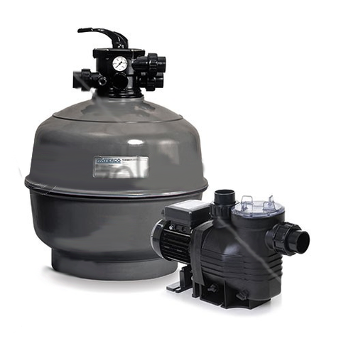 Waterco Thermoplastic Pump And Filter