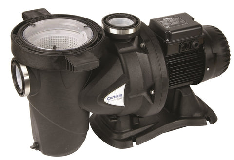 Certikin Euroswim DAB Three Phase Pump