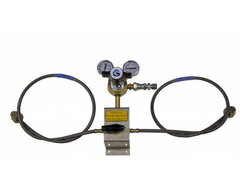 Gaffey CO2 Dosing System - Valve Installation Kits