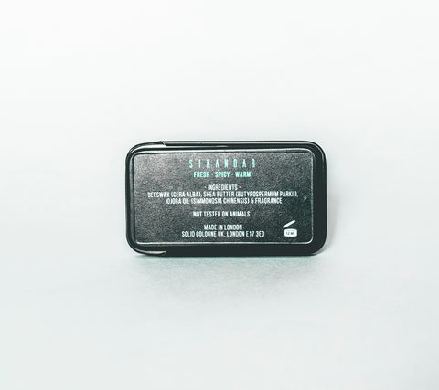 Sikandar Solid Cologne UK