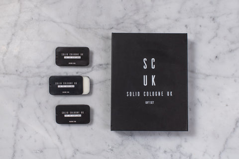 All Black Collection (Pack of 3)