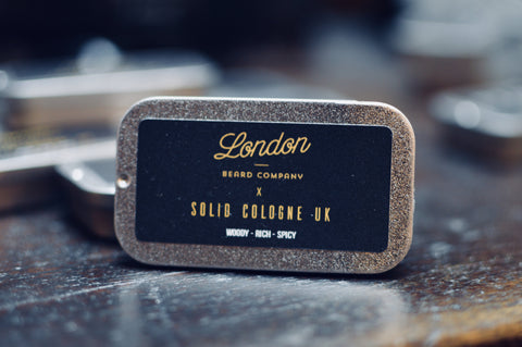 Solid Cologne UK x London Beard Company