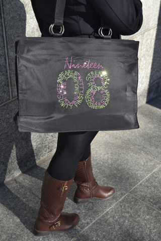 "Infinity ""1908"" Tote"