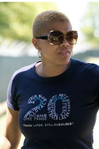 "Spelman ""20""th Reunion Tee"