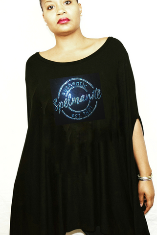 Authentic Spelmanite Poncho