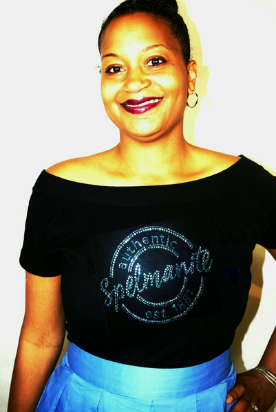 New Arrival:  Authentic Spelmanite Scoop Neck