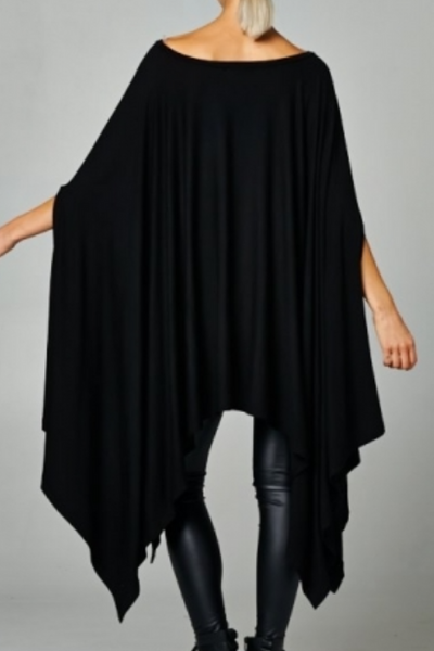 "New Arrival:  Infinity ""Ivy"" Blousy Tunic Poncho"