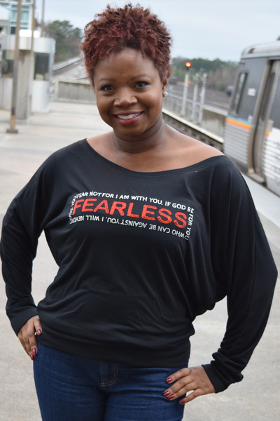 Founder's Pick:  FEARLESS Long Sleeve Blousy