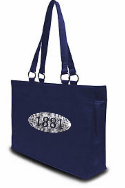 "The ""Carliss"" Fashion Tote - NEW PRODUCT!"