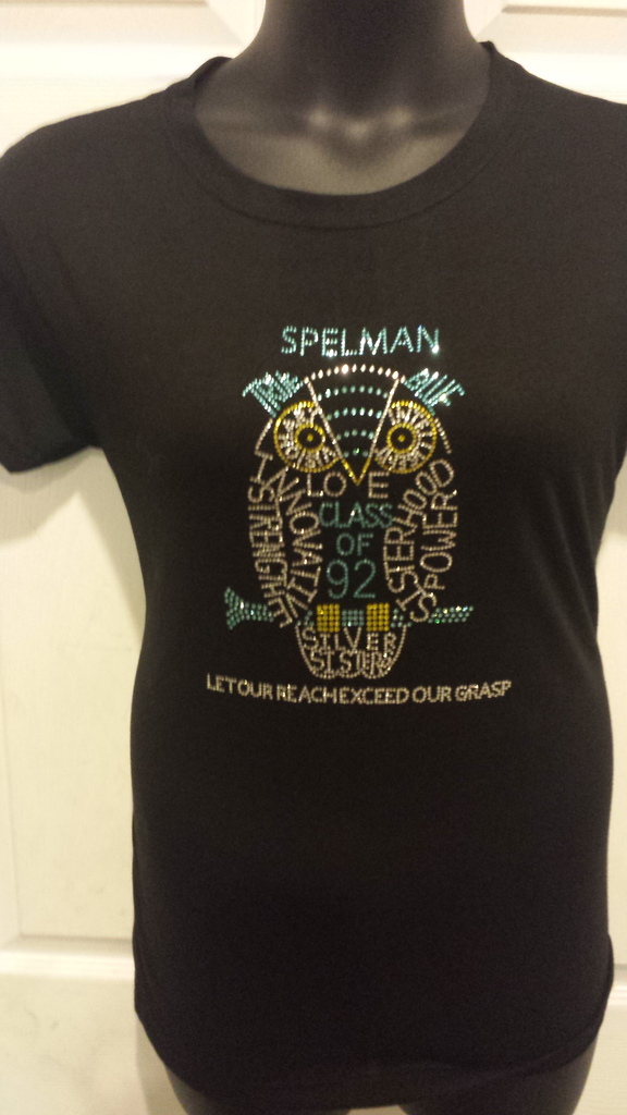 Spelman Reunion - Class of 1992 - Baby Doll Tee