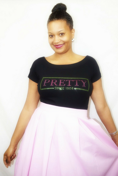 New Arrival:  Pretty Since 1908 - Scoop Neck