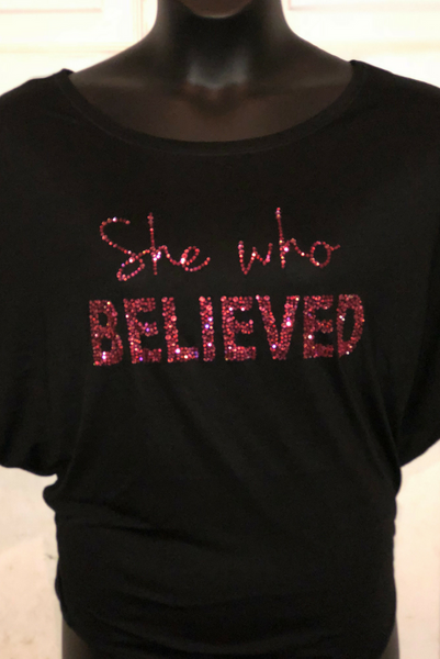 She Who BELIEVED