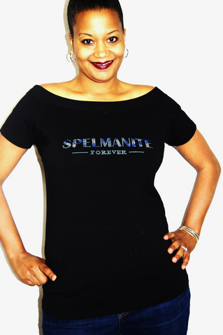 New Arrival:  Spelmanite Forever - Scoop Neck