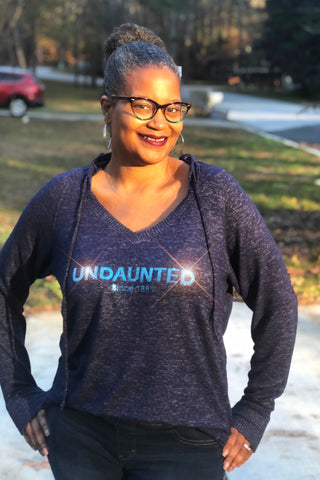 The Undaunted Since 1881 Perfect Cuddle Hoodie