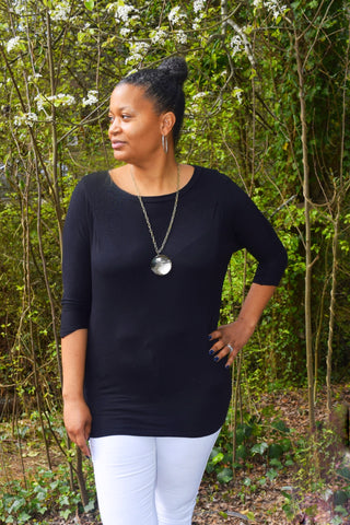 The Closet Refresh: The Everyday Fitted Tunic