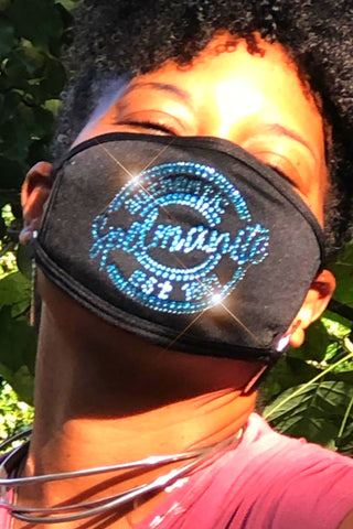 Bling Mask: Authentic Spelmanite