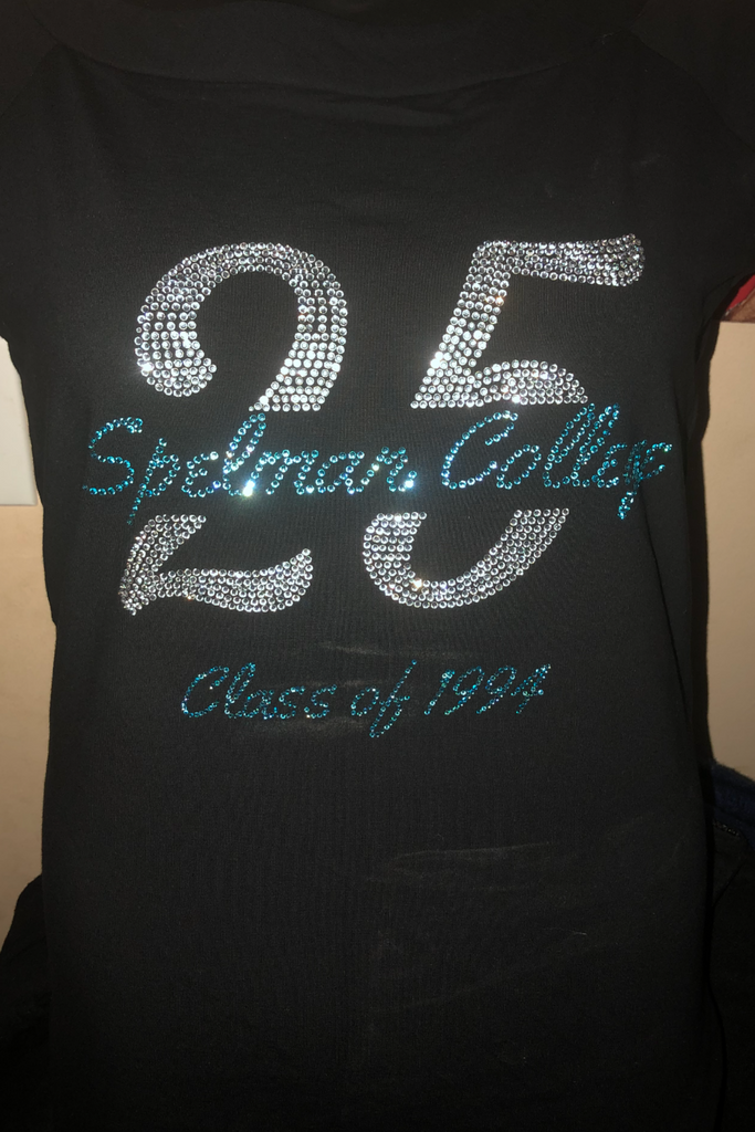 Class of 1994 Spelman 25 Reunion Baby Doll Tee