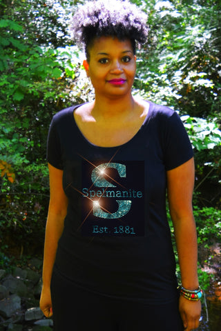 S is for Spelmanite Baby - Shirt Only