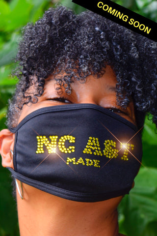 Bling Mask: NC A&T Made