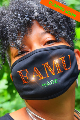 Bling Mask: FAMU Made