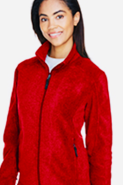 CLEARANCE:  The Fiery Red Fleece