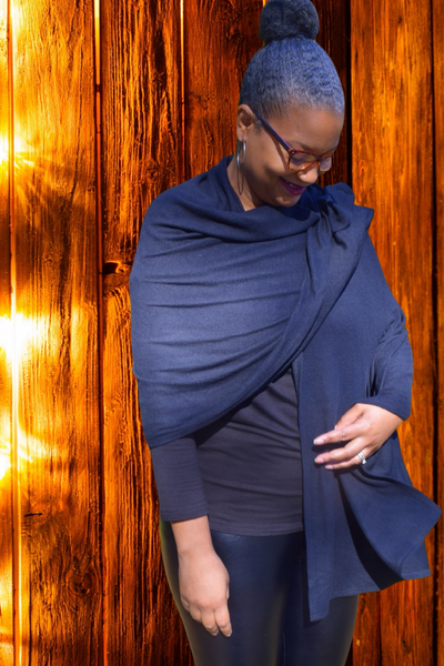 The Closet Refresh: Wrap Me in Love Scarf Shawl