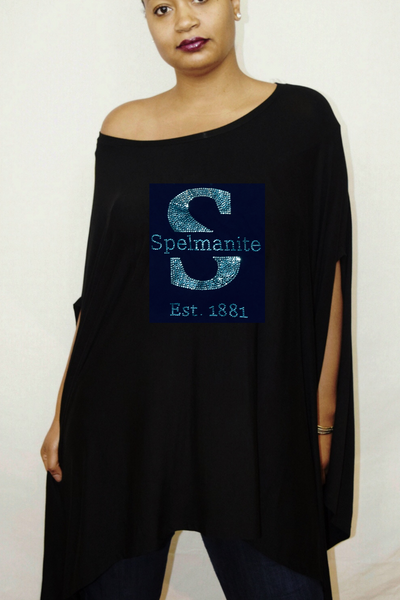 "New Arrival: ""S"" is for Spelmanite Tunic Poncho"