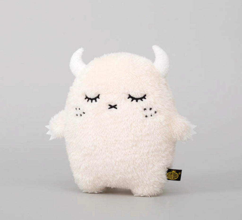 Ricepuffy White Soft Toy